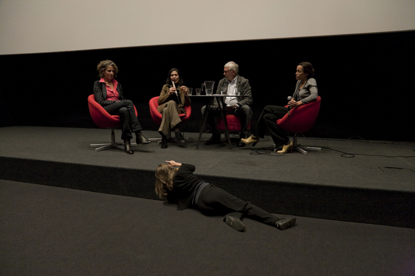 panel Bamako Encounters, Museum voor Hedendaagse Kunst Antwerpen 2009