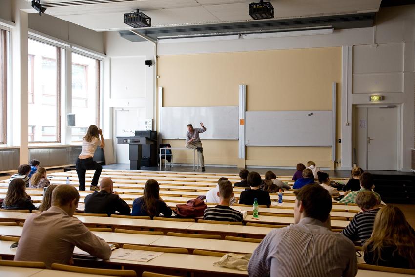 hoorcollege onderzoeksmethoden Universiteit van Amsterdam 2010