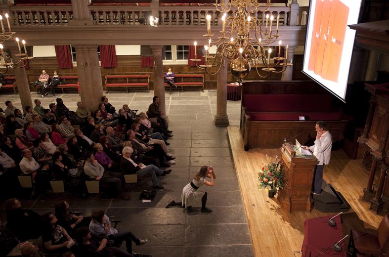 Amsterdamlezing, Aula Universiteit van Amsterdam 2010