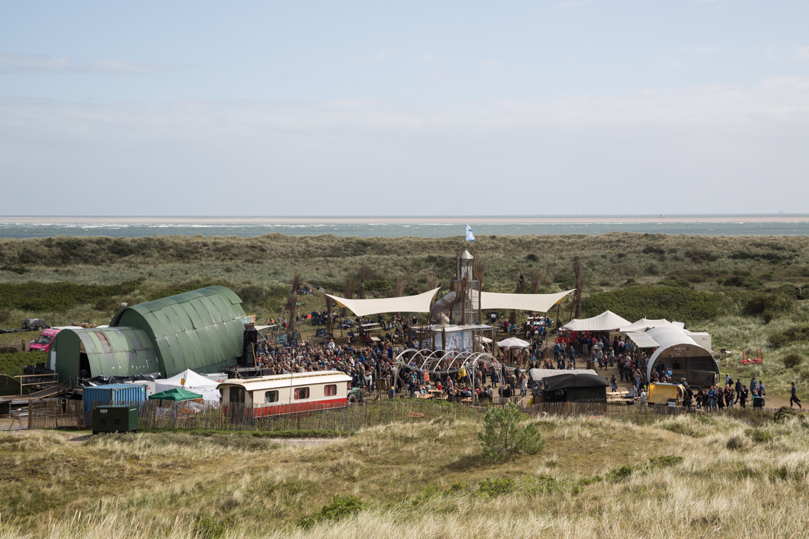 Into The Great Wide Open Vlieland 2015